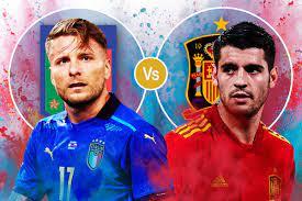 FootBall]** Italy vs Spain LIVE Updete ...
