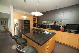 granite tile countertop granite tile countertops without grout lines