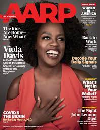January Issue of AARP The Magazine