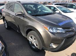 2013 Used Toyota RAV4 4WD 4dr XLE at East Madison Toyota Serving ...