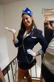 diy pan am air stewardess costume