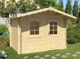 Gartenhäuser in der Größe von 1-10m²