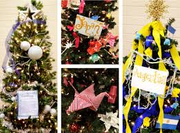International Christmas Tree Display