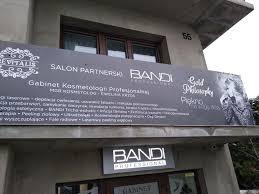 Salon partnerski bandi ~ krem i dotyk gabinet kosmetyczny ursus lycon pols… Flat Design Janow Lubelski 2021