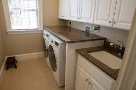 granite marble and quartz countertops traditional laundry room