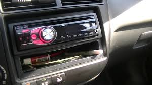 jvc radio in the honda civic jvc radio in the 2000 honda civic