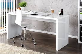 high office desk. ENZO White High Gloss Computer PC Home Executive Study Office Corner Desk: Amazon.co.uk: Kitchen \u0026 Desk 0