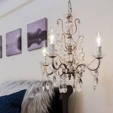 house of hampton sherwood 4 light crystal chandelier reviews intended for elegant household light crystal chandelier plan lighting upside down