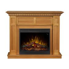 dimplex electric fireplace. Freestanding Electric Mantel In Rift Oak Dimplex Fireplace