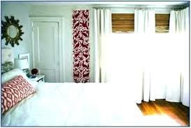 White Bedroom Curtains Red Black And White Curtains Black And White ...