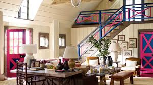 Barn Decorating Ideas: Farm Barn Turned Posh Hang Out   Southern Living