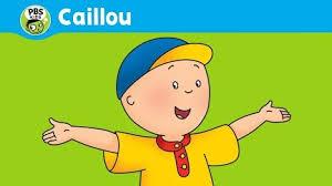 caillou get season 3 on you