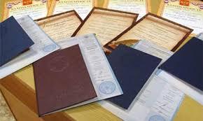 Какие дипломы можно встретить в разных странах