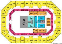 La Crosse Center Tickets And La Crosse Center Seating Chart