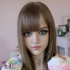 Image result for رنگ موی شنی