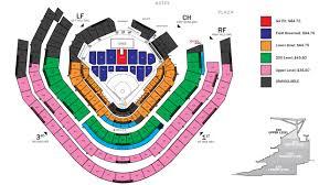 Braves Stadium Seating Chart 30 Comprehensive Is Suntrust Park Ada Seating Chart