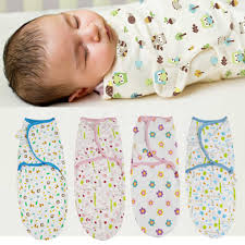 Speedline Fashion Muslin <b>Baby</b> Swaddle Wrap Diaper <b>Cocoon</b> ...