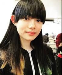 杉咲花様々なヘアスタイルに挑戦 前髪ありロングが菅田将暉に似てる