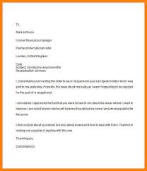 6 How To Respond To A Job Rejection Email Sample Paige Sivierart