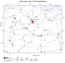 Pegasus Star Chart Andromeda Constellation Guide Freestarcharts Com