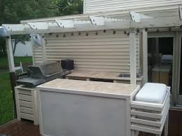 inspiring outdoor kitchen diy affordable kitchen with white