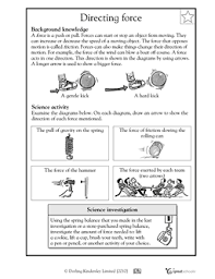 Kids  science energy worksheets  Worksheets For All And Share as well  moreover What Is Newton's Second Law of Motion    TeacherVision moreover Force And Motion Worksheets Middle School Worksheets for all together with Force and Motion Activity   TeacherVision additionally force and motion worksheets – streamclean info together with  as well  furthermore Collection of Solutions Forces And Motion Worksheets Middle School additionally  furthermore Force And Motion Worksheets Middle School Worksheets for all. on force motion worksheets middle school