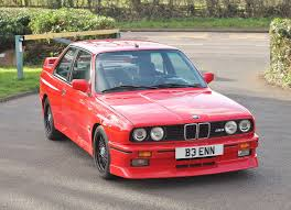 All BMW Models 1989 bmw e30 : 1989 BMW M3 E30 Johnny Cecotto Edition For Sale In The UK | Carscoops