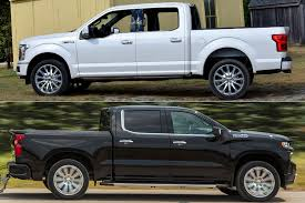 2019 Ford F-150 vs. 2019 Chevrolet Silverado: Which Is Better ...