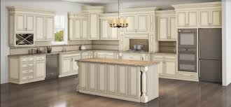 Kitchen Design With White Cabinets Interesting Estate White Kitchen Cabinets RTA Cabinet Store