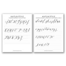 104 best TIPS: Calligraphy Exemplars images on Pinterest | Hand ...