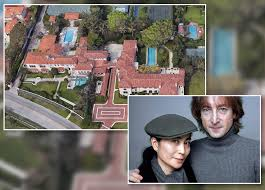 <b>John Lennon</b>, <b>Yoko Ono's</b> Palm Beach Home For Sale