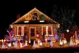 cool christmas house lighting. Tacky Christmas Lights Displays Photos Videos Cool House Lighting N