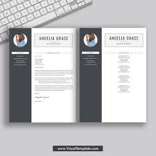 Recruiter Friendly Resume Template Download Cv Bundle Mac And Pc