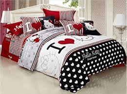 Great Hello Kitty Toddler Bed Set Adorable Hello Kitty Bedroom Set Beautiful Home  Decoration Ideas