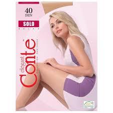Стоит ли покупать <b>Колготки Conte Elegant</b> Solo 40 den? Отзывы ...