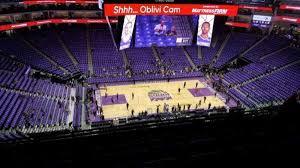 Golden 1 Center Section 206 Home Of Sacramento Kings