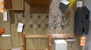 6 Hook Coat Rack CB100 100 Hook Gauge Metal Coat Rack 53