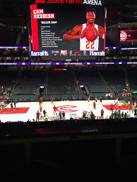 Philips Arena Atlanta Ga Seating Chart State Farm Arena Atlanta 2019 All You Need To Know