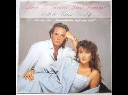 Scott & Louise Dorsey - Love is gonna last forever - YouTube