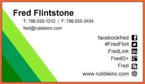 Example Of Business Cards Business Cards Examples Bid Proposal ...