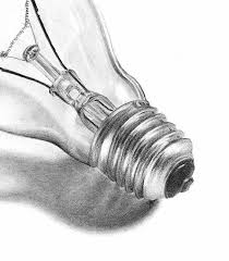 lamp pencil drawing. pin drawn light bulb still life #2 lamp pencil drawing x