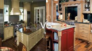 Painted Vs Stained Cabinets Which Is Best Kitchen Cabinet