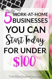 Cheap And Easy Home Business Ideas Home Ideas