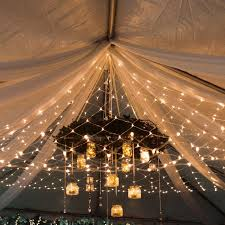 party lighting ideas. emilee and thomasu0027 utah park wedding party lighting ideas