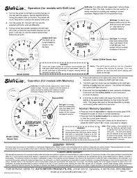auto gauge tach wiring solidfonts 12v wiring diagram for tach nilza net