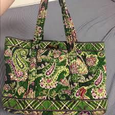 Vera Bradley Green Patterns