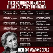 Image result for Hillary international money launderer