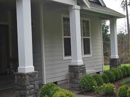 Planning & Ideas : Front Porch Columns Front Porch Additions House Columns  Small Front Porch Ideas as well as Planning & Ideass