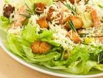 Цезарь с сыром салат рецепт 123