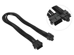 <b>Кабель Akasa Flexa</b> FP5 Silent Smart PWM Black Braided 45m ...